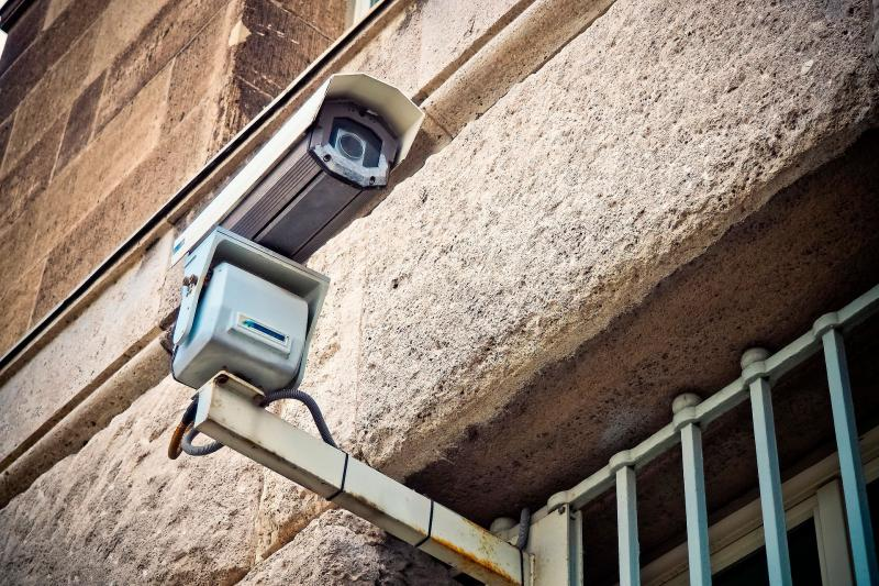 Câmera de segurança para condomínio